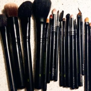 Pinceles maquillaje