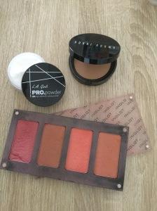 maquillajes en polvo Giada Temporin
