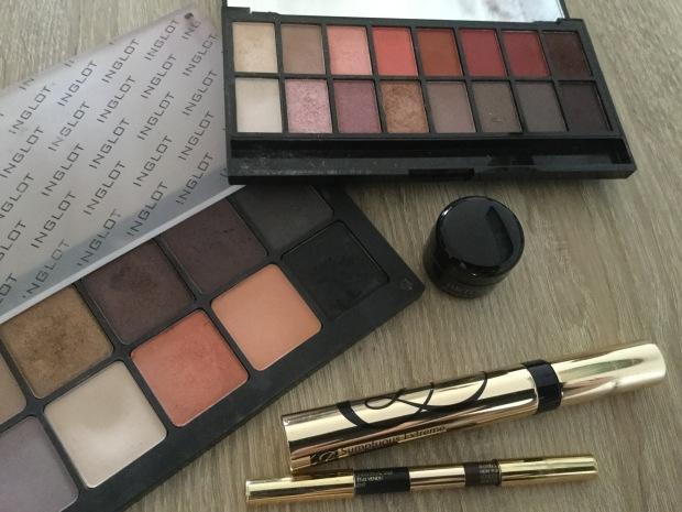 maquillaje ojos Giada Temporin